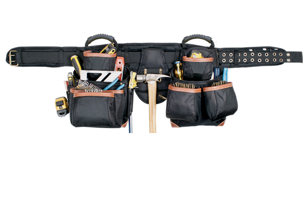 27 Pocket - 4 Piece Top-of-the-Line Pro-Framer's Combo System