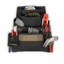 11 Pocket Nail & Tool Bag