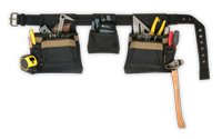 11 Pocket - 4 Piece Combo Apron