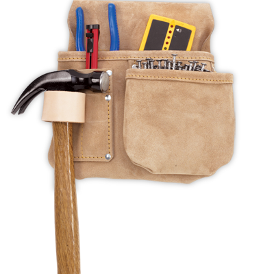 Half Carpenter Apron