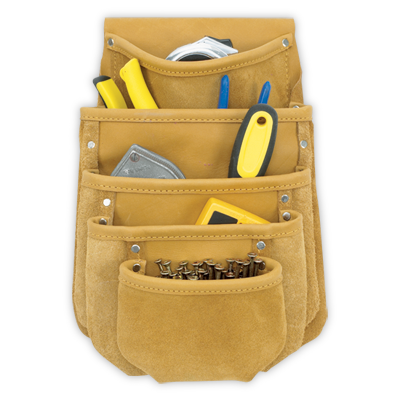 5 Pocket Drywall / Tool Pouch