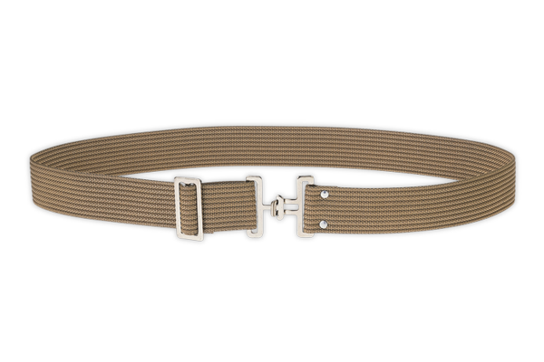 Heavy-Duty Nylon Web Belt
