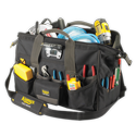 "Tech Gear™ LED Lighted 18"" MegaMouth™ Tool Bag"