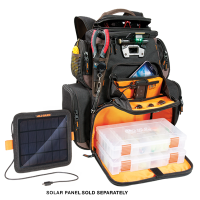 Tackle Tek™ Nomad Xp - Lighted Backpack With Usb Charging System